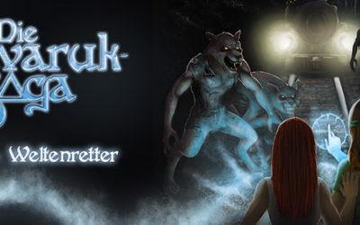 Magie, Monster und Steam – Online Lesung